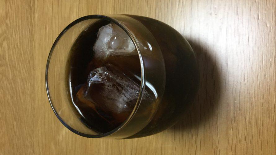 ダイエット10日目 コーヒーはダイエットに有効? 簡単水出しコーヒーの入れ方