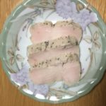 ダイエット11日目  塩抜きなしで作る鶏ハム