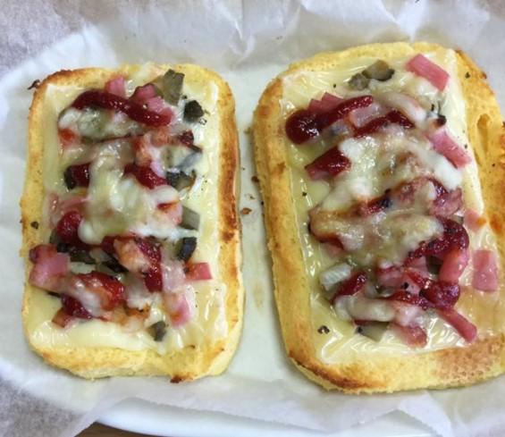 ダイエット73日目 ダイエット中のおやつ おから蒸しパン