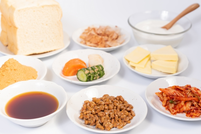 ダイエット59日目 発酵食品を食べよう
