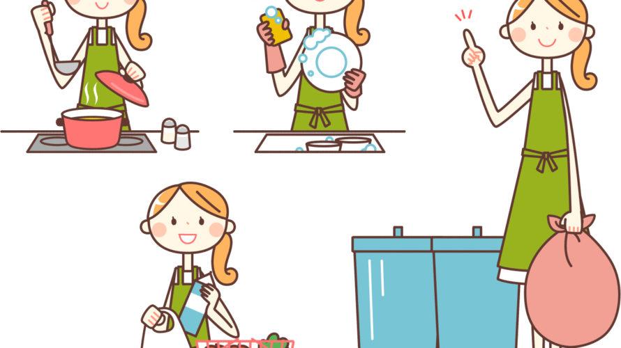 ダイエット128日目 家事でダイエットはできるの?