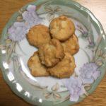 ダイエット176日目 アーモンドプードルと卵白でクッキー