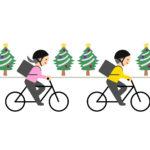 ダイエット206日目 冬のサイクリングは気持ちいい!