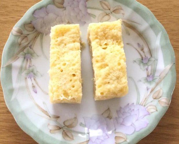 ダイエット210日目 甘いものが食べたくなったのでバナナ蒸しパン