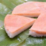 ダイエット254日目 今日の夕飯はますの寿司とぶりの寿司!