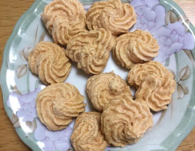 ダイエット353日目 ダイエットの味方 メレンゲクッキー