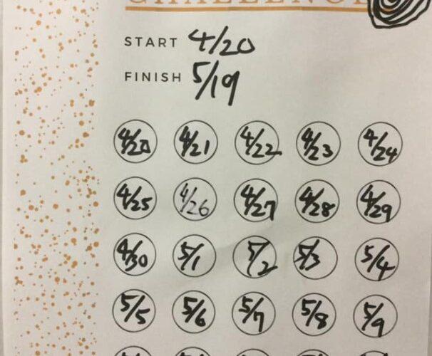 ダイエット356日目 顔痩せ30日チャレンジ終了!